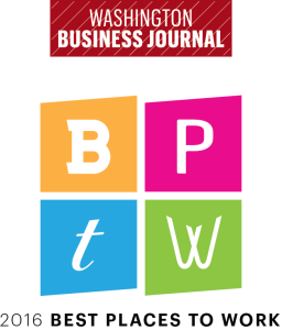 WBJ Best Places to Work in Washington