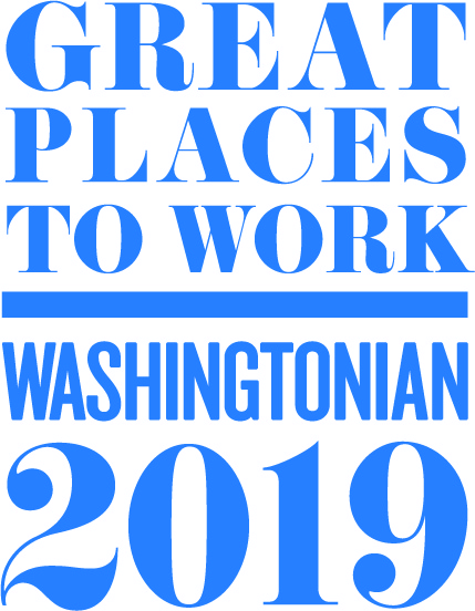 DataSync has been named one of the Best Places To Work in Washington for cleared developers!